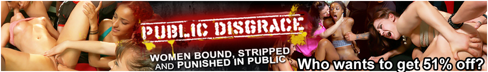 Take 51% off Public Disgrace with this discount!